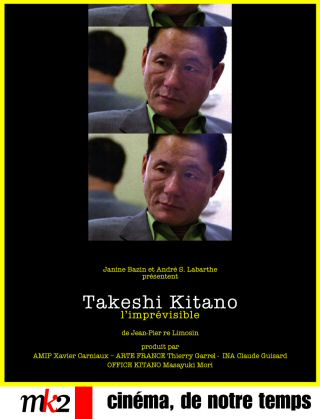 Takeshi Kitano, L'imprévisible Cover
